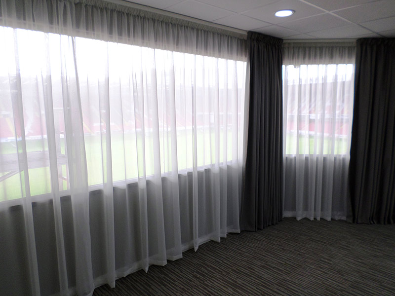 Sheffield United Sheers and Blackout Curtains